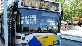 Συνεχίζονται οι απεργίες στα μέσα μεταφοράς…