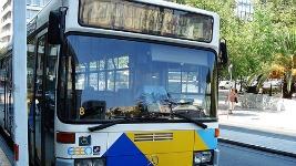 Συνεχίζονται οι απεργίες στα λεωφορεία…