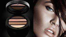 Bronze Heat Armani Makeup Άνοιξη/Καλοκαίρι 2011..