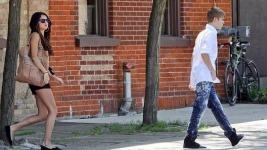 Justin Bieber: Τελευταίες μέρες διακοπών με τη Selena..