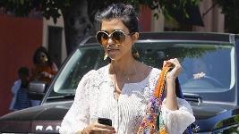 Kourtney Kardashian: Για ψώνια στο Los Angeles..