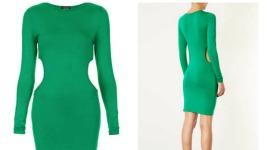 Ένα υπέροχο πράσινο φόρεμα που δε θα θέλεις να βγάλεις από πάνω σου..