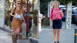 Φαίη Σκορδά: Να πώς κατάφερε να πάρει μόνο 9 κιλά κατά τη διάρκεια της εγκυμοσύνης της!