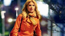 Ελένη Μενεγάκη: Για ψώνια με την μικρή της κόρη Βαλέρια