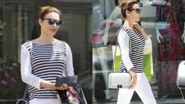 Τατιάνα Στεφανίδου: Για ψώνια στην Κηφισιά με τσάντα Chanel!