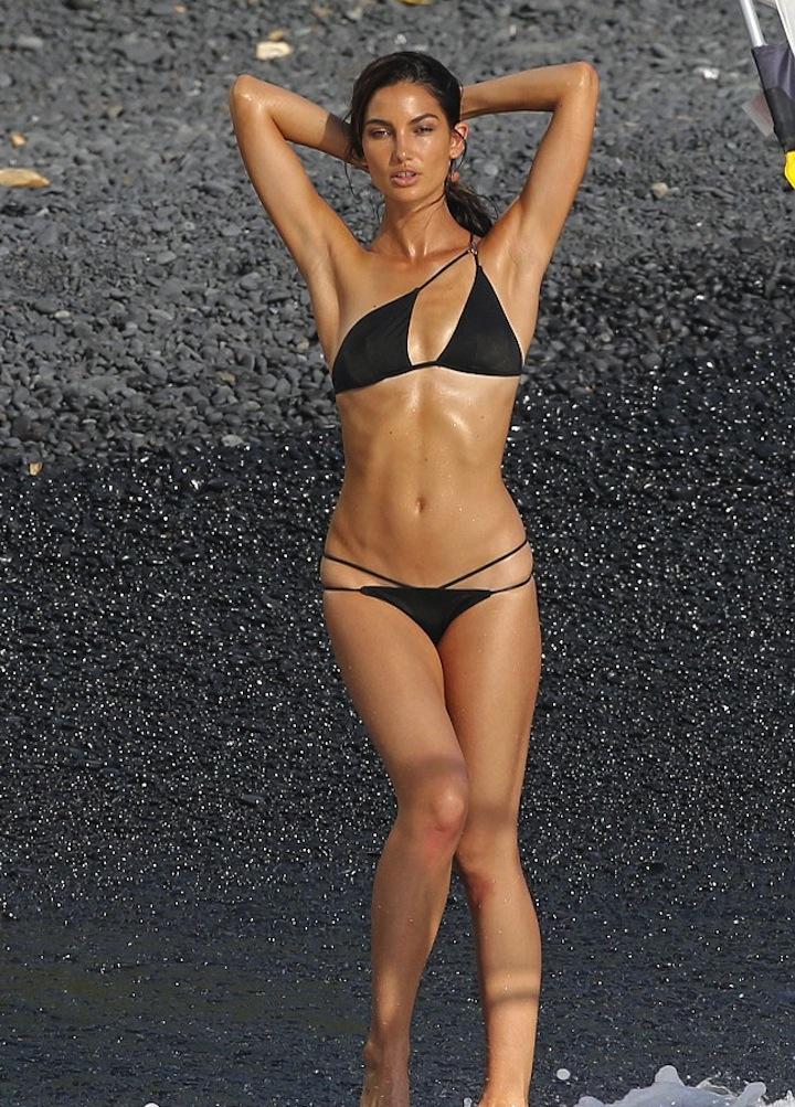 Lily-Aldridge-sizzles-during-VS-photoshoot-in-Hawaii
