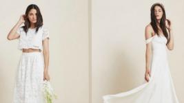 Θέλετε να γίνεται νύφες χωρίς να φορέσετε φανταχτερό νυφικό; Πάρτε ιδέες εντός!