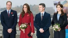 Η Κate Middleton ζήλεψε το παλάτι της Πριγκίπισσας της Δανίας, Mary!