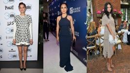 Τα φορέματα των celebrities στα πάρτι πριν τις Χρυσές Σφαίρες είναι άξια να κερδίσουν βραβεία!