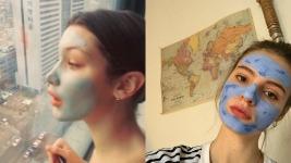 Γιατί οι μάσκες προσώπου πρέπει να γίνονται Σάββατο: Lily Aldridge, Doutzen Kroes και πολλές άλλες