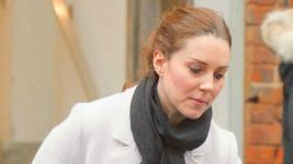 Kate Middleton: Βόλτα στα μαγαζιά με φουσκωμένη κοιλίτσα!