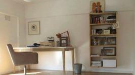 Θέλετε γραφείο μέσα στο μικροσκοπικό σας σπίτι; Δείτε μία ιδέα για να το αποκτήσετε!