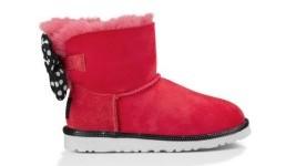 UGG Boots: Οι νέες μπότες εμπνέονται από την Minnie Mouse της Disney!