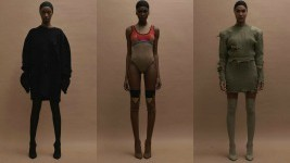 Yeezy Season 3 2016 Women's Lookbook