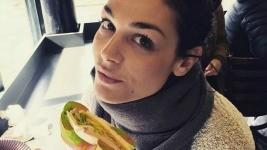 Ιωάννα Τριανταφυλλίδου: Για σούσι στη Νέα Υόρκη (δες φωτό)