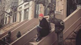 Ιωάννα Τριανταφυλλίδου: Συνεχίζει τις βόλτες στη Νέα Υόρη (φωτό)