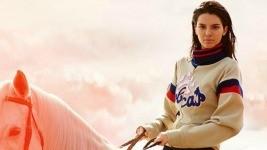 Η Kendall Jenner στο εξώφυλλο της Vogue!