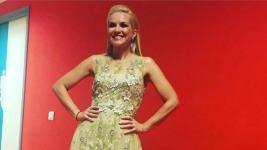 Μαρία Μπεκατώρου: Το φόρεμα που φόρεσε στο 2ο live του YFSF!