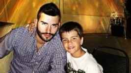Δείτε τον Κούκλο γιο της Ελένης Μενεγάκη και του Γιάννη Λάτσιου, Άγγελο!