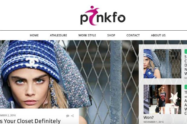 pinkfo