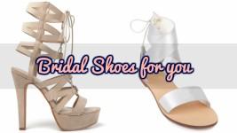 Νυφικά Παπούτσια: Τα πιο Όμορφα της Σεζόν!
