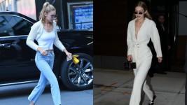 Gigi Hadid: Όλα Τα Outfits που Φόρεσε την Εβδομάδα που μας Πέρασε