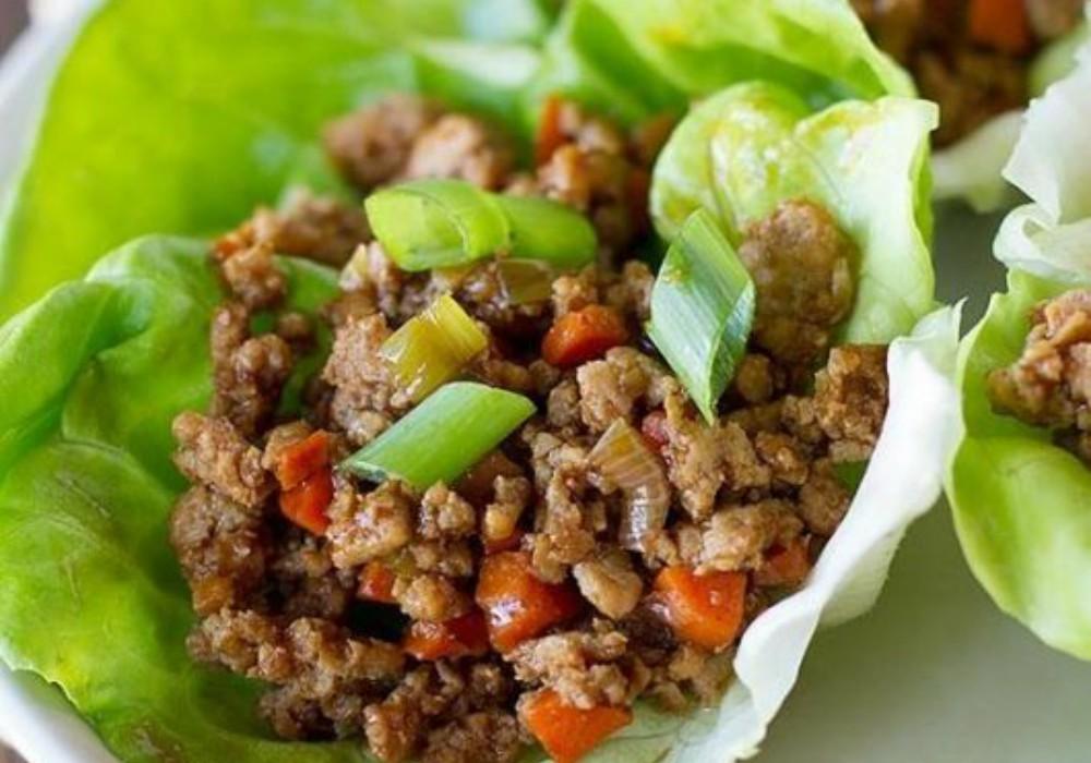 υγιεινές συνταγές με κιμά